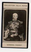 Collection Felix Potin - 1898 - REAL PHOTO - Général Chanzy - Félix Potin
