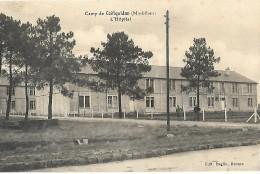 1914  Camp De Coëtquidan L'Hôpital - War 1914-18