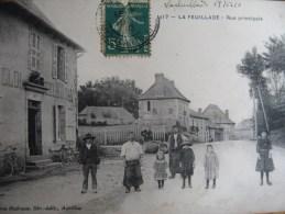 CPA LAFEUILLADE 1910 - Francia