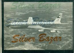 AVIAZIONE CIVILE- AEREI -  BOEING B 707 - 430 - 1946-....: Era Moderna