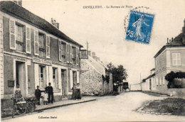ORVILLIERS - Le Bureau De Poste - Facteur - Bicyclette - Moto    (91015) - Altri Comuni