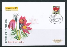 GERMANY Mi. Nr. 2971 Freimarken- Blumen  - FDC - FDC: Briefe