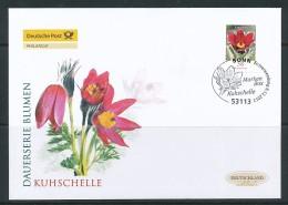GERMANY Mi. Nr. 2971 Freimarken- Blumen  - FDC - [7] Repubblica Federale