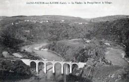 [42] Loire> Non Classés Saint Victor Sur Loire Le Viaduc - Sin Clasificación