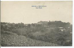 SEMUR EN BRIONNAIS - Saint-Martin - Otros Municipios