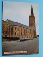 Ned. Herv. Kerk STEENWIJK - Anno 19?? ( Zie Foto Voor Details ) !! - Steenwijk