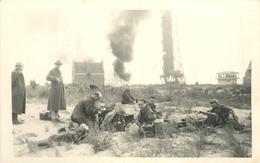59-Dunkerque Carte Photo Opération Dynamo Juin 1940 (groupe De Soldats Sur La Plage) - Dunkerque
