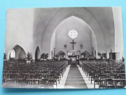 Binnenzicht Kerk ESSEN-HORENDONK Anno 19?? ( Zie Foto Voor Details ) !! - Essen