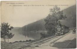 CPA - GERARDMER - LE TRAMWAY ...DE REMIREMONT - Edition B.F.Paris (léger Pli) - Gerardmer