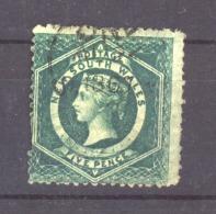 Australie  -  NSW  -  1860  : Mi  26 Ac   (o)  Dentelé 13 - 1850-1906 New South Wales