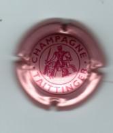 Capsule Champagne  Taittinger Rouge Sur Rose - Taittinger