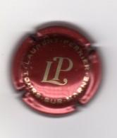Capsule Champagne Laurent Perrier à Tours Sur Marne Couleur Bordeaux - Laurent-Perrier