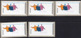 60 Jahr Der Chancengleichheit (3) ** Postfrisch, MNH, Neuf - Automatenmarken (ATM/Frama)