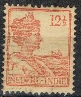 Sello 12 1/2 C. Nederland Indie, India Holandesa Num 137 ** - Indes Néerlandaises
