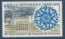 "FR YT 1792 "" Conseil De L'Europe "" 1974 Neuf** - France"