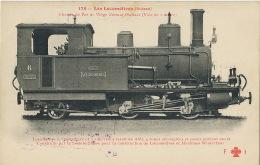 Locomotive Chemin De Fer Viege Zermatt à Cremaillere Weisshorn Winterthur Collection Fleury - VS Valais