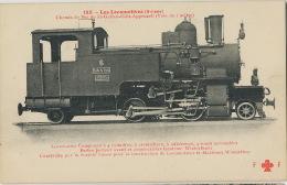 Locomotive Chemin De Fer St Gallen Gais Appenzell à Cremaillere Saentis Winterthur Collection Fleury - SG St. Gall