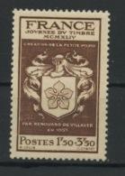 FRANCE - JOURNEE DU TIMBRE - N° Yvert 668** - France