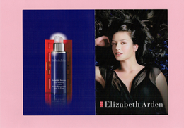 Cartes Parfumées Carte ELIZABETH ARDEN ITALIENNE BOLOGNA - Modern (vanaf 1961)