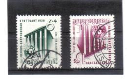 DEL1443  DEUTSCHES REICH 1939  MICHL  692/93  Used / Gestempelt Siehe ABBILDUNG - Deutschland