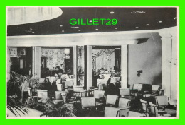 MONTERREY, MEXICO - GRAN HOTEL ANCIRA - TRAVEL - VISTA PARCIAL DEL CAFÉ TERRAZA - - Mexico