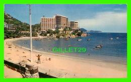 ACAPULCO, MEXIQUE - PLAYA DE CALETA, CALETA BEACH - TRAVEL - - Mexico