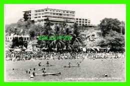 ACAPULCO, MEXICO - HOTEL A CONA-CALETA, MORNING BEACH - ANIMATED - - Mexico