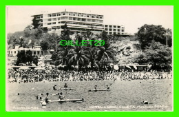 ACAPULCO, MEXICO - HOTEL A CONA-CALETA, MORNING BEACH - ANIMATED - TRAVEL - - Mexico