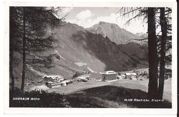 SAMNAUN: Dorfteil 1942 - GR Grisons
