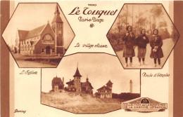 62-LE TOUQUET- MULTIVUE - Le Touquet