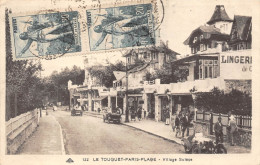 62-LE TOUQUET-PARIS-PLAGE- VILLAGE SUISSE - Le Touquet