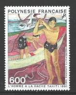 "Polynésie Aerien YT 174 (PA) "" Peinture "" 1983 Neuf** - Unused Stamps"