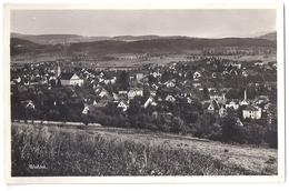 WOHLEN: Generalansicht, Foto-AK 1934 - AG Argovie