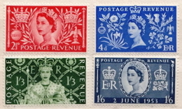 Great Britain MNH Set, Some Minor Faults - 1952-.... (Elizabeth II)