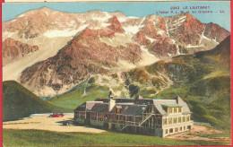 05 - Hautes Alpes - Le Lautaret - Chalet Hôtel P.L.M Et Les Glaciers - Voiture - France