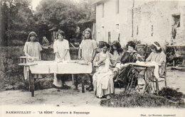 RAMBOUILLET -  La Ruche - Couture Et Repassage  (91050) - Rambouillet