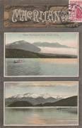 Lake Manapouri From Circle Cove- Scan Recto-verso - Nouvelle-Zélande