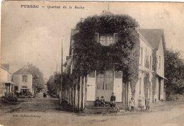 V4568 Cpa 23 Fursac - Quartier De La Ruche - Non Classificati