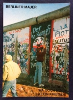 Berlin Wall, Schöning & Schmidt, Unused - Berliner Mauer
