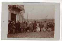 Nr.  7659,  FOTO-AK, Serbien, Balkan, Typen, Deutsche Soldaten - Oorlog 1914-18