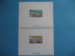 PA  N° 16 Et 17   2 épreuves De Luxe - Mali (1959-...)
