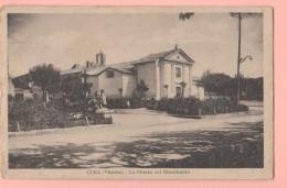 Cura Viterbo Chiesa Cp 1933 - Viterbo