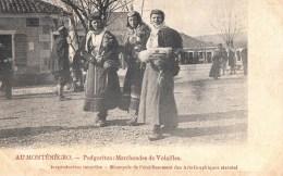 CPA MONTENEGRO 1907 *** PODGORITZA - MARCHANDES DE VOLAILLES *** RARE !! - Montenegro