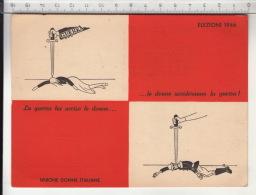 Unione Donne Italiane - Elezioni 1946 - Partis Politiques & élections