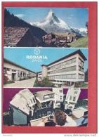 GRENCHEN - RODANIA Swiss - Rodania SA Fabrique Horlogerie Montres Suisses ( Pub Horlogerie Robert Froment Reims ) - SO Soleure