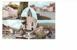 95 La Roche Guyon Carte 5 Vues  Voiture Citroen DS Edit  Combier , Carte Non Voyagée - La Roche Guyon