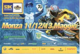Superbike SBK World Championship Monza Autodromo Nazionale Monza Alfa Romeo Pirelli - Sport Moto
