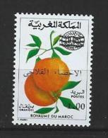 "Maroc YT 709 "" Recensement Agricole "" 1974 Neuf** - Maroc (1956-...)"