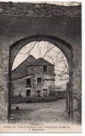 CPA.38.1922.Cremieu.Porte Du Vieux Chateau Des Templiers De Malte à Beptenou. - Crémieu