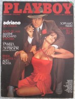 338/3   RIVISTA MENSILE PLAYBOY CON INSERTO  1980  HARD SEXY EROTICO CULT VINTAGE - Men's